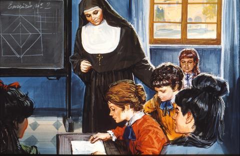 Truyền thống và canh tân trong gia sản giáo dục của Maria Mazzarello